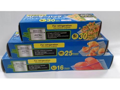 HC020/HC021/HC022<BR>Single clip chain<BR>Cryopreservation frozen bags<BR>S/M/L